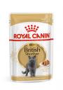 Royal Canin Британская короткошерстная, в соусе