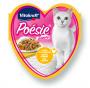 ВИТАКРАФТ Корм вл. д/кошек от 1 года POESIE курица/овощи 85г, в соусе