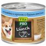 ВИТА ПРО LUNCH д/собак от  1 года индейка, кролик, рис (1ж/б 0,2 кг).