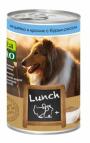 ВИТА ПРО LUNCH д/собак от  1 года индейка, кролик, рис (1ж/б 0,4 кг).
