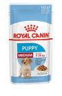 ROYAL CANIN Medium Puppy (в соусе)
